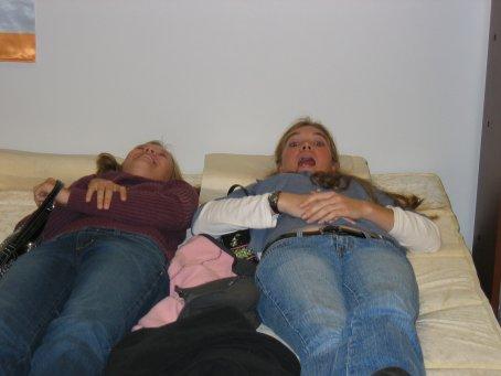 Nicola resting